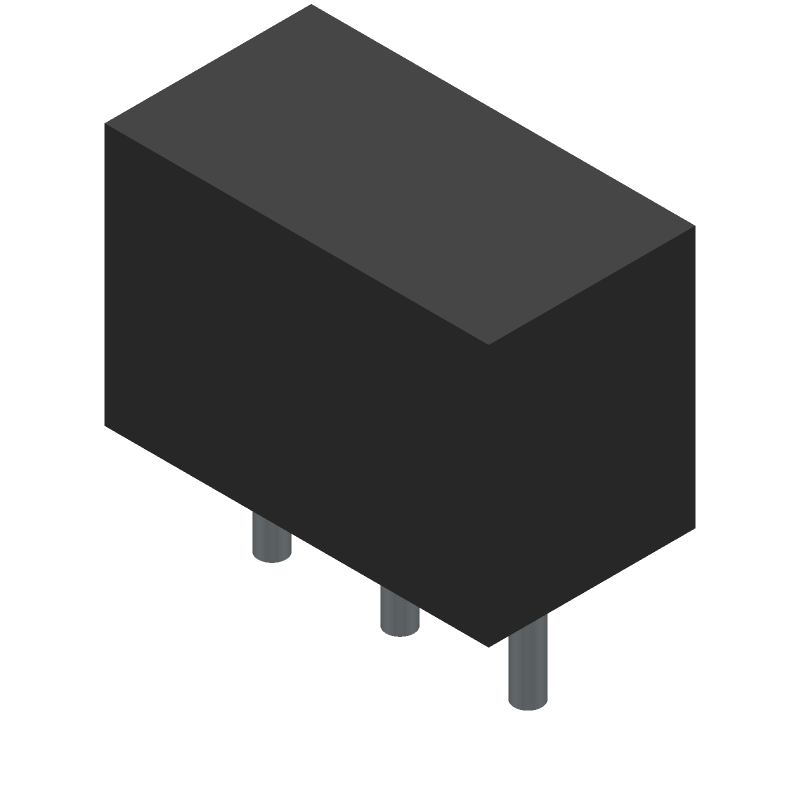 CUI TB006-508-03BE (Other) 3D model isometric projection.