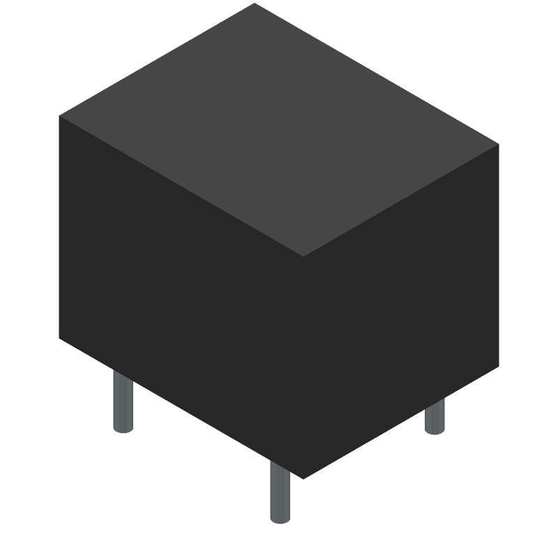 RS Components 0476618 (Other) 3D model isometric projection.