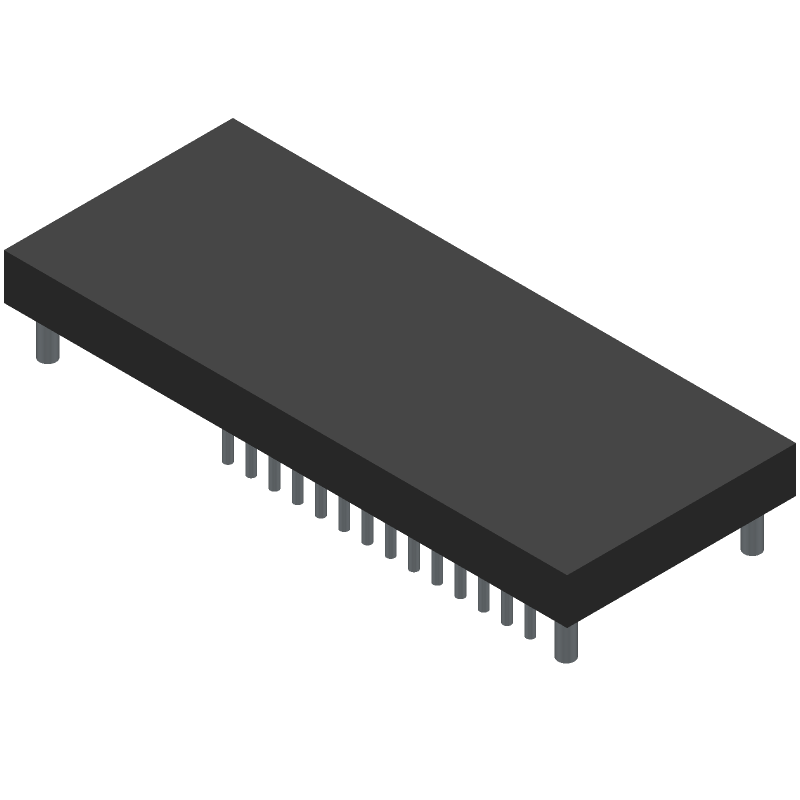 Arduino GBX00004 (Other) 3D model isometric projection.